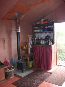 Inside Hafod 2012